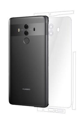 AntDesign Huawei Mate 10 TPU Arka Ve Yan Yüz Ekran Koruyucu Film
