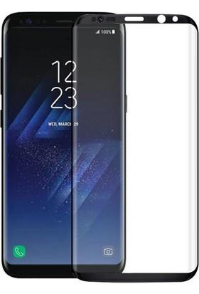 AntDesign Nano Pet Samsung Galaxy S8 Plus Siyah Ekran Koruyucu Film
