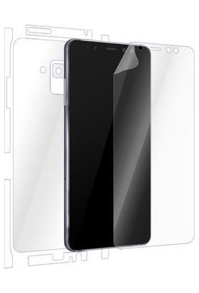 Piili 360 Derece Full Body Galaxy A8 2018 Plus Koruyucu Film