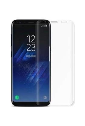 Piili 4D Full Screen 4 Katmanlı Galaxy S9 Plus Ekran Koruyucu