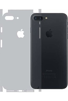 Piili iPhone 7 Plus TPU Arka Ve Yan Yüz Koruyucu Film