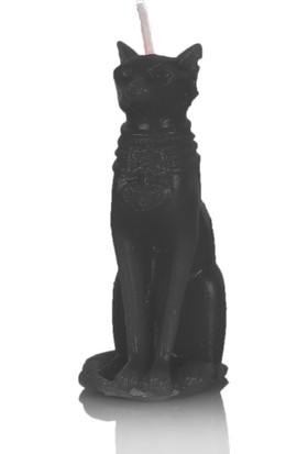 Zeyrek Kedi Mum Siyah