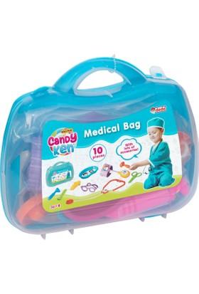 Dede Candy Doktor Çantası (Asortili)