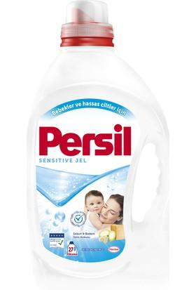 Persil Jel Sıvı Çamaşır Deterjanı Sensitive 27 Yıkama Bebekler Ve Hassas Ciltler İçin