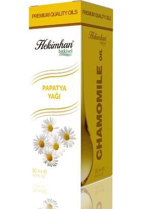 Hekimhan Papatya Yağı 20 ml