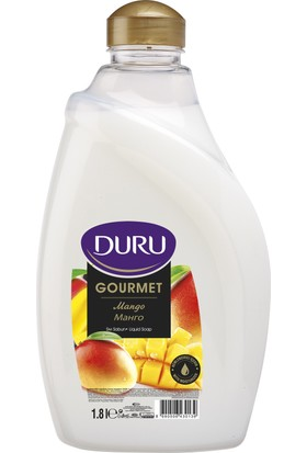 Duru Gourmet Sıvı Sabun Mangolu Dondurma 1,8 lt