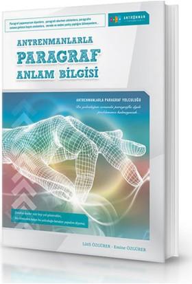 Antrenmanlarla Paragraf ve Anlam Bilgisi - Lütfi Özgürer