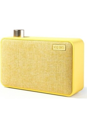 Emie MC05 Canvas Bluetooth Hoparlör Sarı