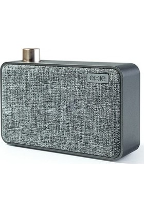 Emie MC05 Canvas Bluetooth Hoparlör Siyah