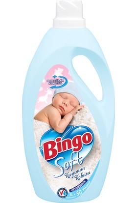 Bingo Soft Kuzumun Kokusu Çamaşır Yumuşatıcısı 3L