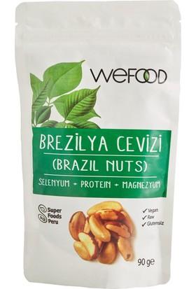 Weefood Bolivya Brezilya Cevizi Wefood 90 gr