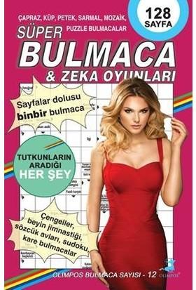 Süper Bulmaca & Zeka Oyunları 12 - Celal Kodamanoğlu