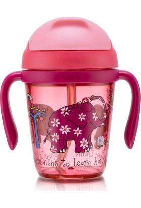 Tyrrell Katz Kulplu Pipetli Matara Suluk Elephant