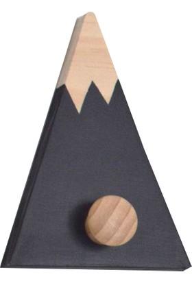 Design19 Woodtain Dekoratif Dağ Askılık