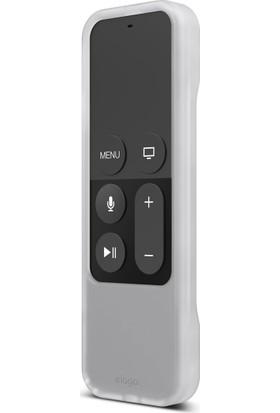 Elago Apple TV Siri Remote (Kumanda) İçin Silikon Kılıf - Fosforlu