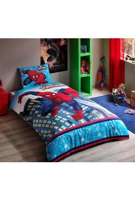 Taç Spiderman Ultimate Tek Kişilik Nevresim Takımı