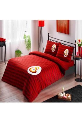 Taç Galatasaray Elegant Lisanslı Çift Kişilik Nevresim Takımı