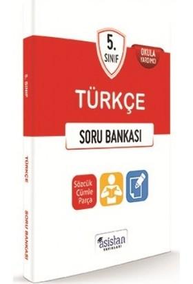 Asistan Yayınları 5.Sınıf Türkçe Soru Bankası