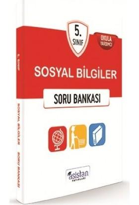 Asistan Yayınları 5.Sınıf Sosyal Bilgiler Soru Bankası