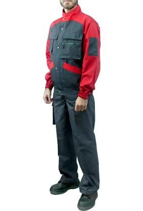 Şensel İş Elbisesi Mont Takım Mevsimlik
