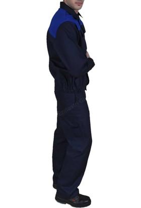 Şensel Kışlık Mont Pantolon Takım İş Elbiseleri %100 Pamuk