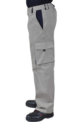 Şensel İş Pantolonu Kargo Cepli Komando Pantolon