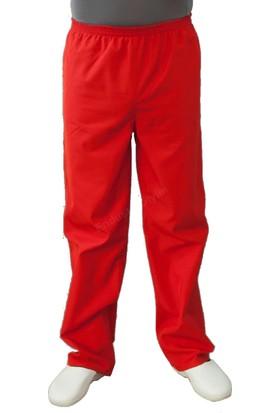 Şensel Şalvar Pantolonu ( Kırmızı )