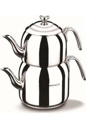 Korkmaz Droppa Maxi Çaydanlık Takımı A 057