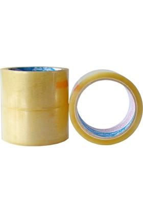 Louis Tape Koli Bandı 45 mm x 100 m Şeffaf 6'lı Poşet