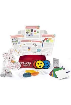 "Bardabas Bebek Aktivite Kutusu ""Duyu"" - 12-18 ay bebekler için"