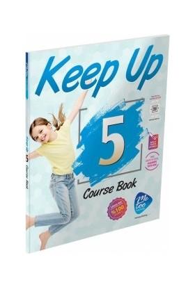 Keep Up 5 Course Book - 5. Sınıf - Me Too Yayınları