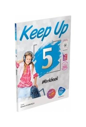 Keep Up 5 Workbook - 5. Sınıf - Me Too Yayınları