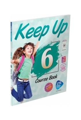 Keep Up 6 Course Book - 6. Sınıf - Me Too Yayınları
