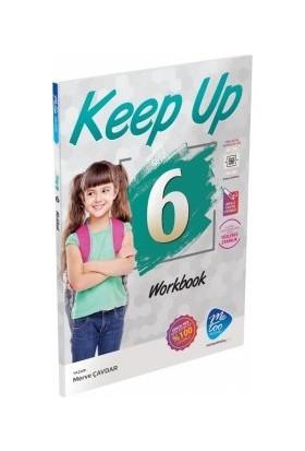 Keep Up 6 Workbook - 6. Sınıf - Me Too Yayınları