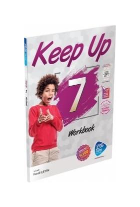 Keep Up 7 Workbook - 7. Sınıf - Me Too Yayınları