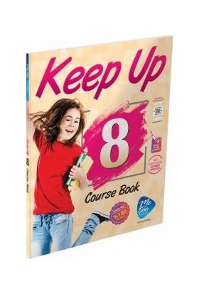 Keep Up 8 Course Book - 8. Sınıf - Me Too Yayınları