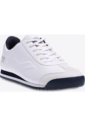 Lescon L-6125 Beyaz Bayan Sneakers Ayakkabı