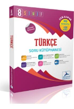 Paraf 8.Sınıf Türkçe Soru Kütüphanesi 2019 Yeni Müfredat