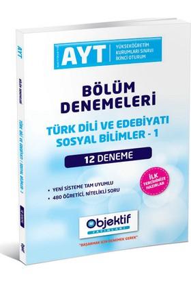 Ayt Türk Dili Ve Edebiyat Bölüm Deneme