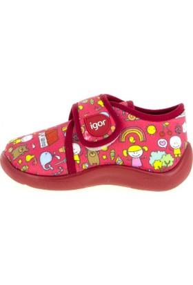 İgor W20105-Paınt W20105 Snoopy Spor Çocuk Panduf Ayakkabı