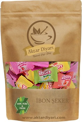 Aktar Diyarı İbon Şeker 1 kg