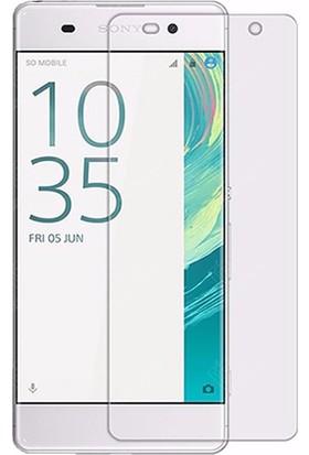 Microcase Sony Xperia XA Nano Glass Ekran Koruma Esnek Cam Filmi