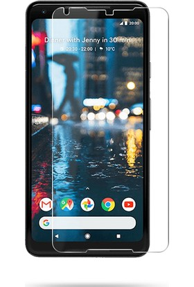 "Microcase Google Pixel 2 XL 6.0"" Tempered Glass Ekran Koruma"