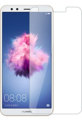 Microcase Huawei P Smart Tempered Glass Cam Ekran Koruma