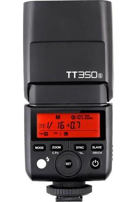 Godox TT350S Sony TTL Uyumlu Flaş