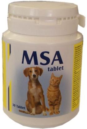 Zootech Msa Vitamin, Mineral Ve Protein Kompleks 30 Tablet