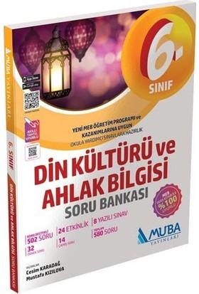 6. Sınıf Din Kültürü Soru Bankası - Muba Yayınları