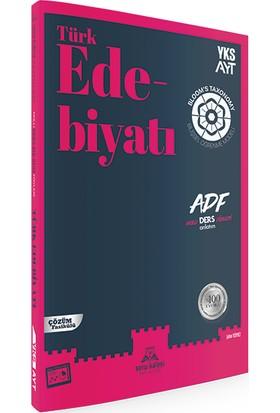 Ayt Edebiyat Adf - Akıllı Ders Anlatım Föyleri - Soru Kalesi Yayınları
