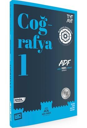 Tyt-Ayt Coğrafya-1 Adf - Akıllı Ders Anlatım Föyleri - Soru Kalesi Yayınları