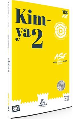 Ayt Kimya-2 Asf - Akıllı Soru Föyleri - Soru Kalesi Yayınları